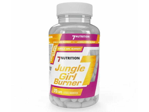 7NUTRITION Jungle Girl Burner 120 caps