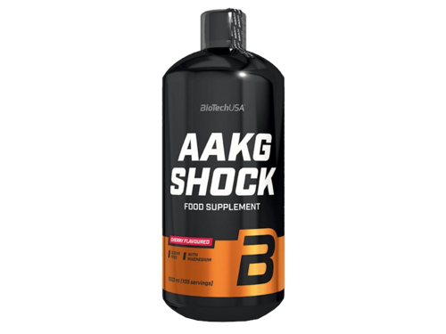 BIOTECH AAKG Shock 1000 ml