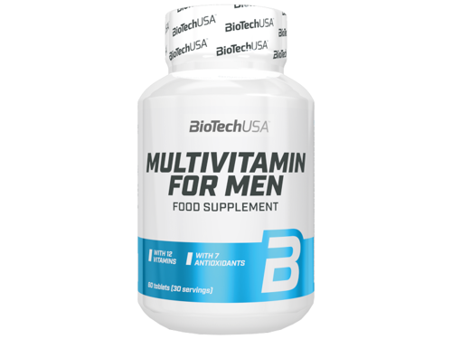 BIOTECH Multivitamin For Men 60 tab