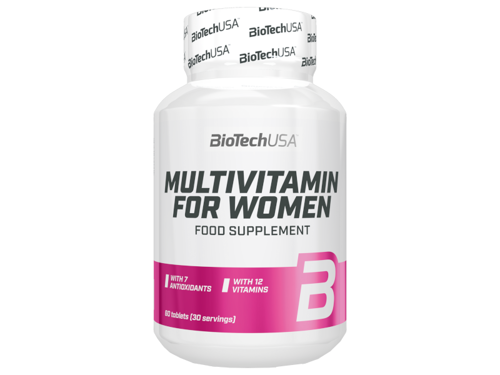 BIOTECH Multivitamin For Women 60 tab