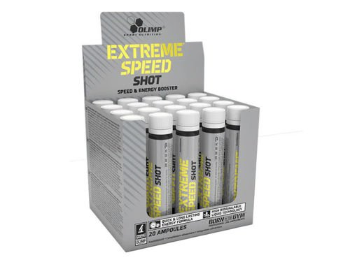 Extreme Speed Shot 20x25ml OLIMP