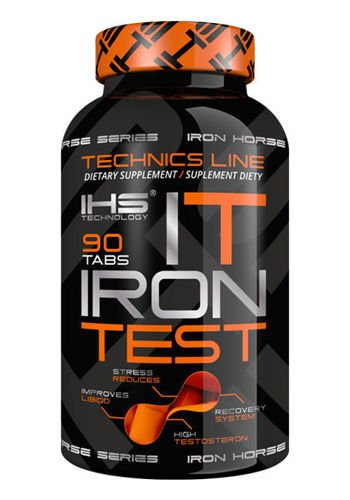 IRON HORSE Iron Test 90 tabs