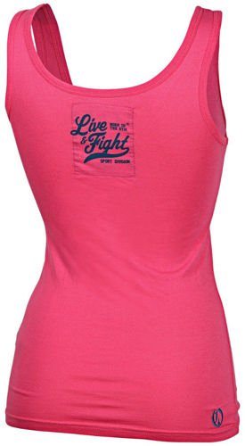 OLIMP LIVE & FIGHT Lady's Tank Top PREMIUM
