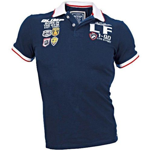 OLIMP LIVE & FIGHT Men s Polo PARAMOUNT