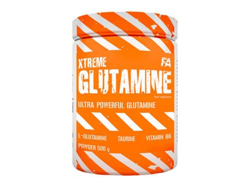 Outletw_FITNESS AUTHORITY Xtreme Glutamine 500 g