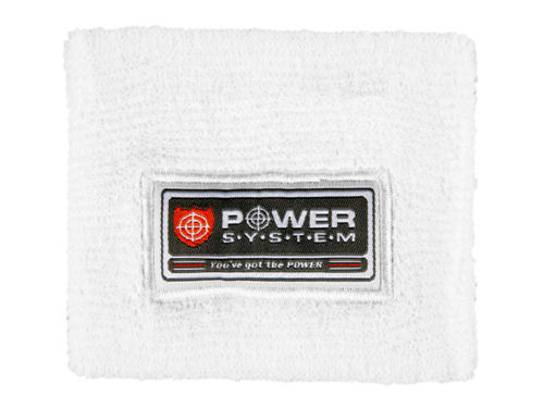 POWER SYSTEM Frotka na nadarstek Wrist Band