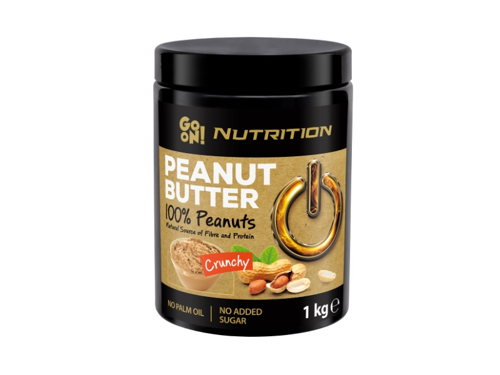 SANTE Go On Peanut Butter with Pieces of Nuts 1000 g