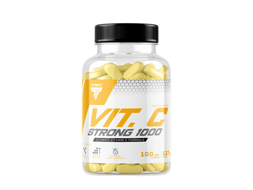 TREC Vitamin C Strong 1000 100 tabs