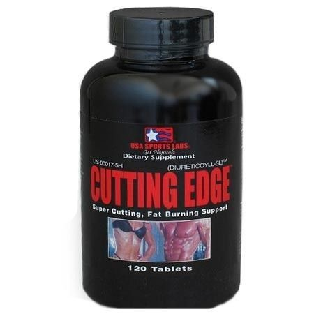 USA Cutting Edge 120 tabs